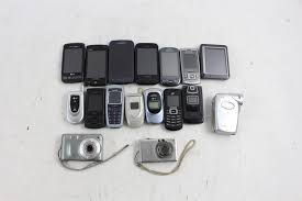 image 1 of 6 bulk lot cell phones video games