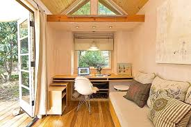 tiny houses los angeles. Los Angeles Tiny House Trailer Home Office Contemporary With Molded Plastic Chair Incandescent Pendant Lights Portable Houses