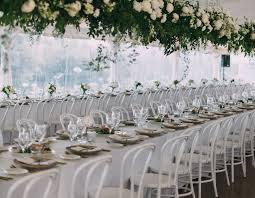 dining the wedding shed Wedding Linen Brisbane white bentwood chair $12 each qty 200 Wedding Centerpieces