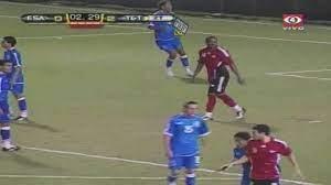 QWC 2010 El Salvador vs. Trinidad and ...