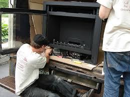 Gas Fireplace Insert Blower Fan Installation  Fireplace Design Gas Fireplace Blower
