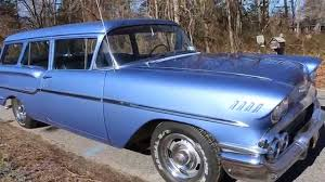 1958 Chevrolet Yeoman 2 Door Wagon For Sale~307~Automatic~Power ...