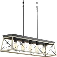 this review is from briarwood 38 in 5 light graphite chandelier
