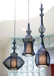 unusual lighting fixtures. Unusual Light Fixtures Ceiling Moire Pendant Lights By Shine Labs The Lamp Lantern Shapes Of These . Lighting G