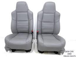 ford super duty f250 f350 new katzkin seats 2000 2001 2003 2004 2005 2006 2007