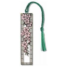 Cherry Blossom Bookmark Library Of Congress Shop