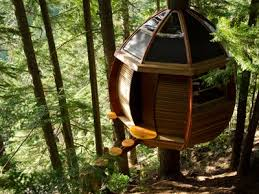 Treehouse For Free