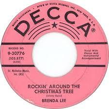 Rockinu0027 Around The Christmas Tree Guitar Tab By Brenda Lee Guitar Rock In Around The Christmas Tree