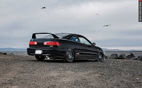 black acura integra wallpaper. 2001 acura integra typer cars black wallpaper