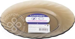Купить <b>Тарелка Luminarc Океан Эклипс</b> десертная 20см с ...