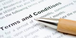 uncategorized how to write business terms and conditions