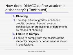 integrity essay examples military essay questions military  academic integrity matters ppt how does dmacc define academic dishonesty 28continued29 12344114 integrity essay examples