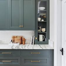green hue will be a hot kitchen color