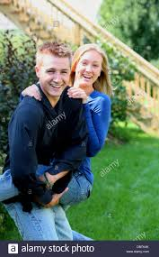 Guy and girl couple