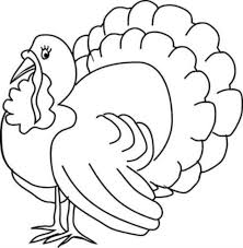 Small Picture Cute Thanksgiving Turkey Coloring Pages GetColoringPagescom