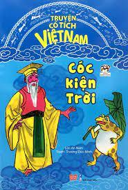 Sách Cóc Kiện Trời - Truyện Cổ Tích Việt Nam - FAHASA.COM
