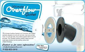 leaky bathtub overflow drain ideas