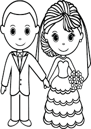 wedding coloring pages for kids bined with wedding coloring pages crayola