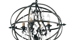 wood metal orb chandelier large world market light ideas for you