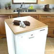 how to install dishwasher granite countertop installing dishwasher install frigidaire dishwasher with granite countertops