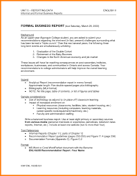 business reports examples informal report example 8 examples or template endowed visualize