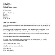 Defamation Of Character Letter Template Gallery