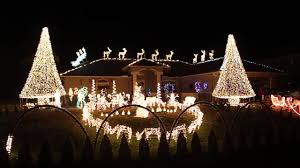 Christmas Lights In Cape Coral Awesome Christmas House In Cape Coral Florida