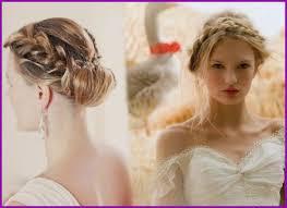 Coiffure Avec Tresse Pour Mariage 132277 Coiffure De Mariage