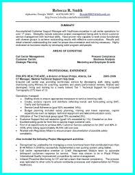 Resume Objective For Customer Service Call Center Best of Medical Customer Service Resume Common Resume Objectives Customer