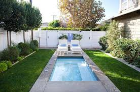 Photo 9 of 11 Refreshing Plunge Pools-04-1 Kindesign (nice Backyard Plunge  Pool #9)