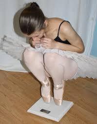 Resultado de imagem para ballerina eating