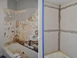 Bathroom Remodel Tile Shower Faun Design