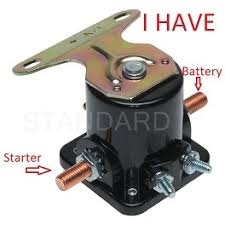 ford solenoid polarity maintenance repairs car talk community typical stock system ford solenoid wiring diagram direct drive key red black most neautral jpg shows the i terminal bonded to one of the big posts