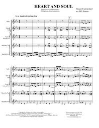 Learn more about the conductor of the song and piano, vocal & guitar music notes score you can easily download and has been arranged for. Heart And Soul Sheet Music Pdf Epic Sheet Music