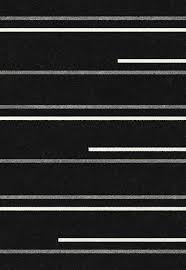 lumini black area rug striped design  modern frieze area rugs