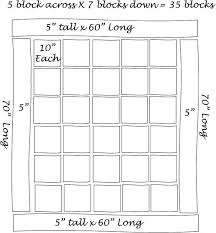 it s easy to calculate how much fabric is needed to make a quilt
