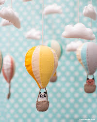 hot air balloon mobile fox hot air balloon mobile baby bunny hot air balloon mobile panda hot air balloon mobile bunny hotairballoonmobiletutorial