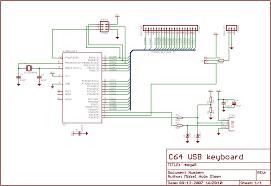 laptop keyboard wiring diagram wiring diagrams symlink dk c64 usb keyboard
