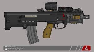 Bullpup Trigger Design Pin On Concept Rifles