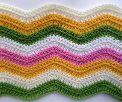 Crochet Ripple Pattern Cool Ripple Crochet Pattern Tutorial And Expert Advice
