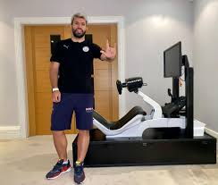 Goals with left foot 34. Man City Star Sergio Aguero Joins Alex For Spanish Gp
