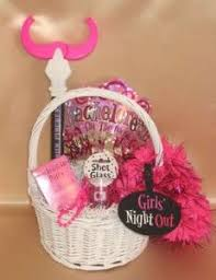 bachelorette gift basket this may e in handy the next couple of months