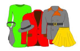 Одежда на немецком языке die kleidung Иностранные языки  Немецкая одежда в картинках