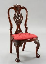 Reproduction 18th Century Queen Anne and Chippednale Furniture