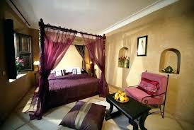 Beds ~ Moroccan Style Beds Delectable Bed Canopy Curtains Thorn And ...