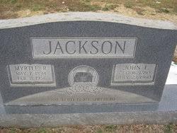 Chrissa Myrtle Robbins Jackson (1894-1956) - Find A Grave Memorial