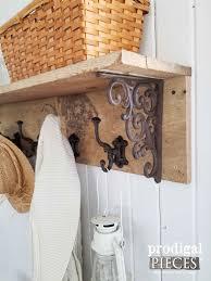 Country Coat Racks DIY Coat Rack Farmhouse Style Prodigal Pieces 37