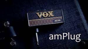 Карманный <b>гитарный усилитель VOX</b> amPlug AC30 - YouTube