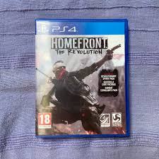 Bundle of PS4 Games Homefront The ...