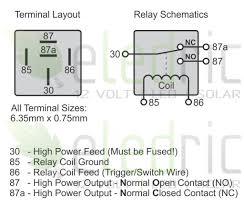 bosch relay wiring diagram 5 pole 12 volt pin brilliant ansis me 12v relay wiring diagram 5 pin at 5 Pole Relay Wiring Diagram